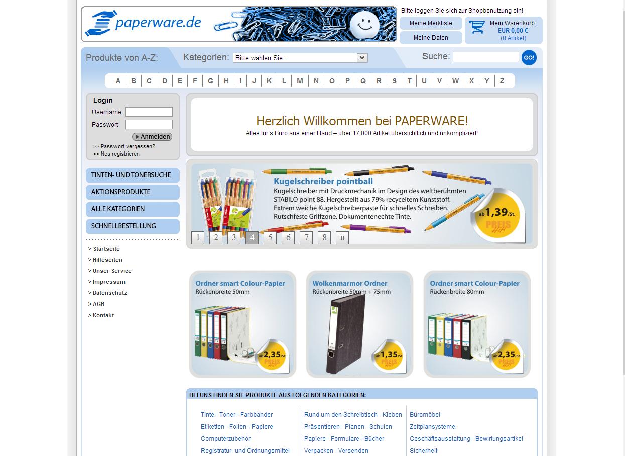 Burobedarf Buromaterial Shop Deutschland Online Bestellen Bei