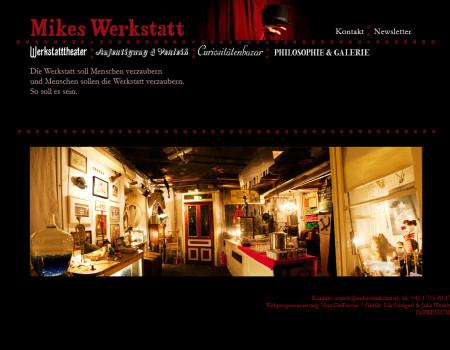 Mikes Werkstatt